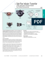 DS Sensor Flujo