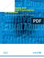 UNICEF BD - Sexual Abuse Report 2011