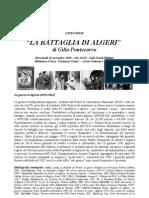 Scheda La Battaglia Di Algeri
