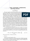Some Theorems Concernig 2-Dimensional Brownian Motion (Spitzer)