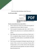 Act- 39 Case No. 339-06, dt. 09.08.09