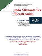 Un Metodo Per Allenare I- Piccoli-Amici