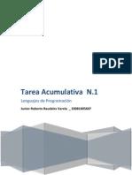 Tarea1_Lenguajes de Programacion_junior Raudales