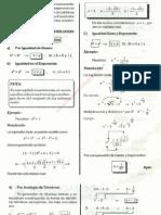 Ecuaciones Exp