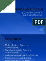 HPLC aplicaciones