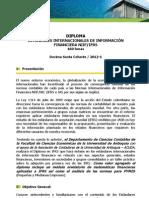 Diploma NIIF XVI