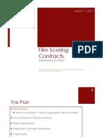 RAP Film Scoring Presentation