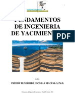 Fund Amen To de Ingenieria de Yacimientos 1