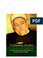 The Epistemology of Excellence a Journey Into the Life and Thoughts of the Grand Mufti of Egypt