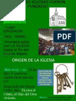 001 Origen de Las Sectas