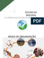 ESTUDO DA BIOLOGIA