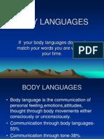 Body Languages 1
