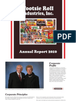 Tootsie Roll 2010 Annual Report