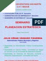 Plan. Estratégica 2010