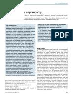 Acute Phosphate Nephropathy