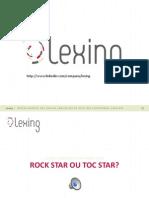 Lexing ECCG 2.0