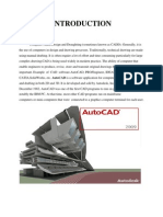 Introduction Autocad