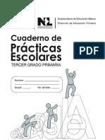 36578 Cuaderno de Practicas Escolares de Tercer Grado