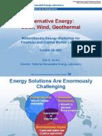 8456360 Alternative Energy