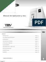 Trv-pro 500 Manual de Uso