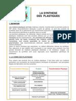 Synthèse Plastiques(Azur23)