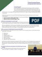 FAQ Cargo Screening Legal Appvd