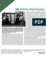 Expozícia histórie colníctva a finančnej správy (Colné aktuality č.11-12/2011)