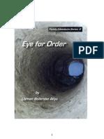 02 Eye for Order