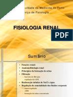 Fisiologia Renal II - FMUP