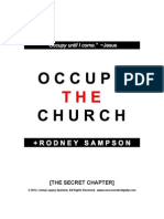 Secret Chapter - Occupy the Church