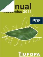 Manual Academico Da Ufopa 2011