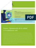 Gomez Solution Brochure Es