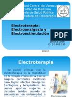 Elect Rot Era Pia. Electroanalgesia y Elect Roes Ti Mu Lac Ion