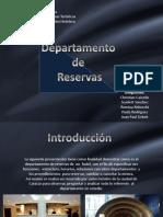DEP DE RESERVAS