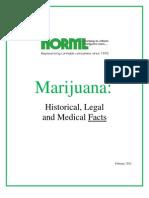 Marijuana Facts Handout 012812