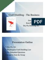 Dry Fly Distilling