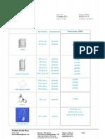 Catalogo de Productos 2011