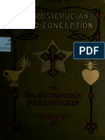 Rosicrucian Cosmo Conception