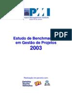 Benchmarking GP Brasil 2003