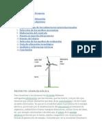 Proyecto energia eolitica