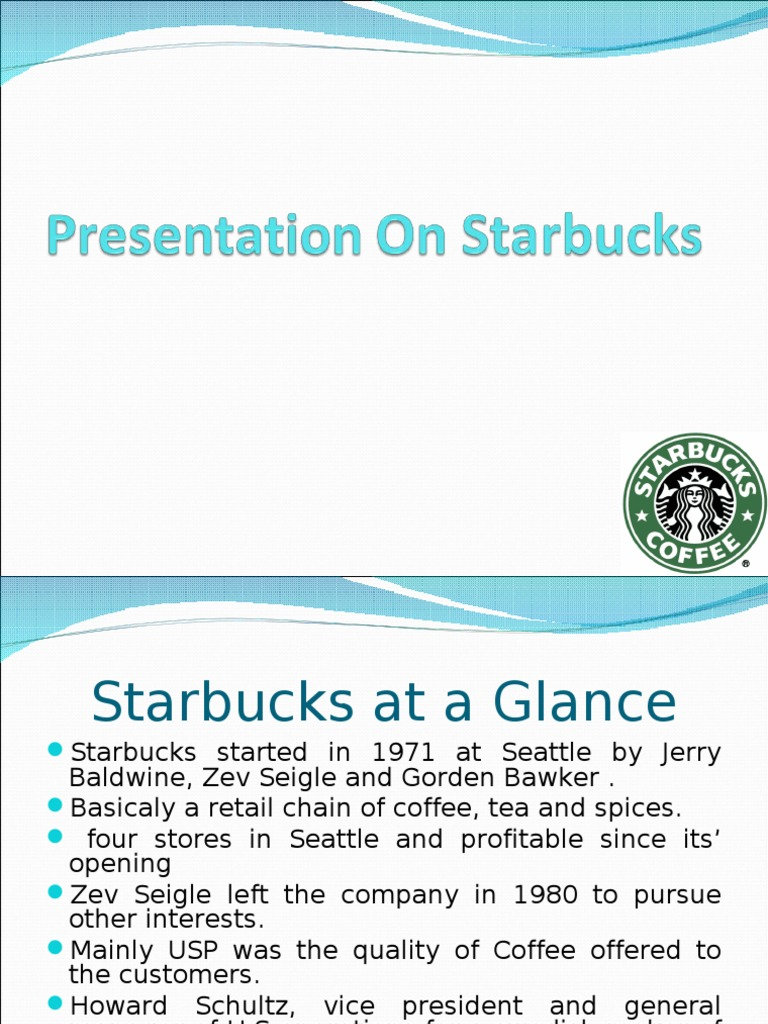 starbucks history essay Faculty board of economic sciences, communication and it business administration starbucks with corporate social responsibility (csr) how starbucks succeeds in a business world with csr.
