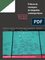 Cadernos Tecnicos de Conservacao Fotografica Vol 7