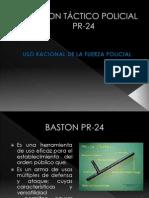 BASTON TÁCTICO POLICIAL PR-24