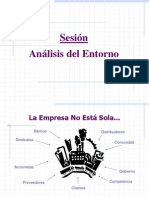 S6 - Analisis Externo