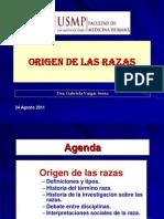 4-CUARTA CLASE-ORIGEN DE LAS RAZAS-24AGO11gvs