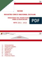 Prof Orizabal Ortega REUNE Coordinadores