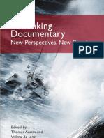 Documentary Proposal Example Documentary Film Bias