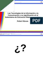 Presentacion Robert Nieves