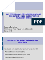 Jornada Canaima Prof Maigualida Pinto