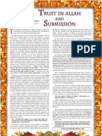 Trust in Allah and Submission-Harun Yahya-Www.islamchest